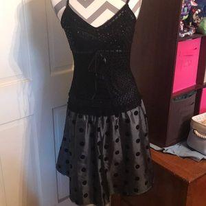 Candies Little Black Skirt